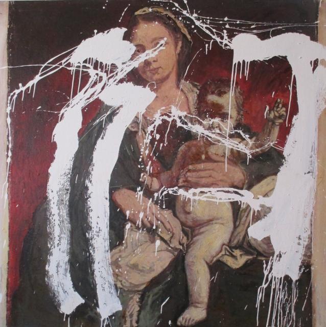 Pittura: Chiavari mon amour et Italie bien aussi